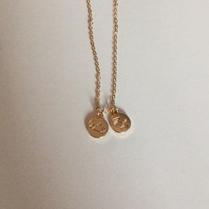 Jewelry - Sagittarius Zodiac Sign Gold Plated Necklace